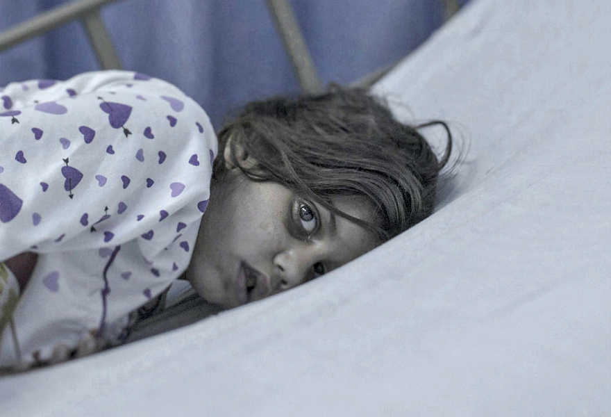 Where children sleep Syrian refugee crisis (13)