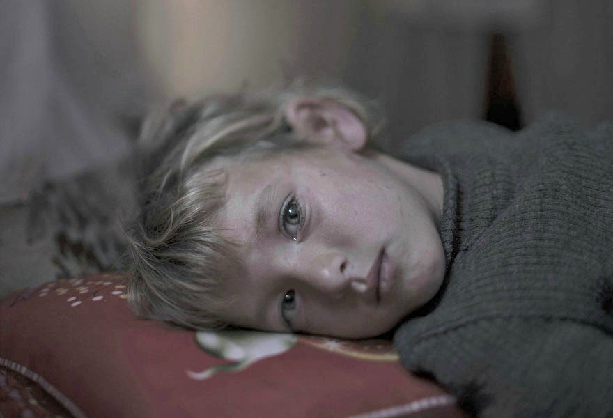 Where children sleep Syrian refugee crisis (3)